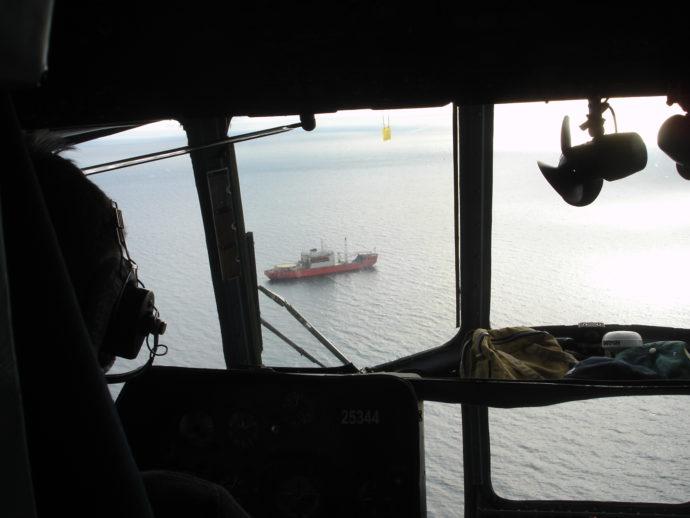 Федоров из вертолета
