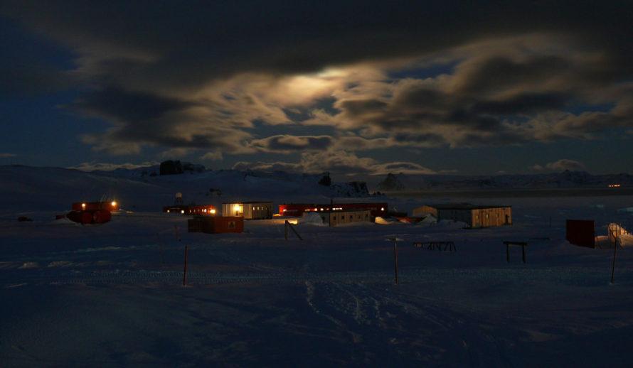 Арктическая станция «Беллинсгаузен»
