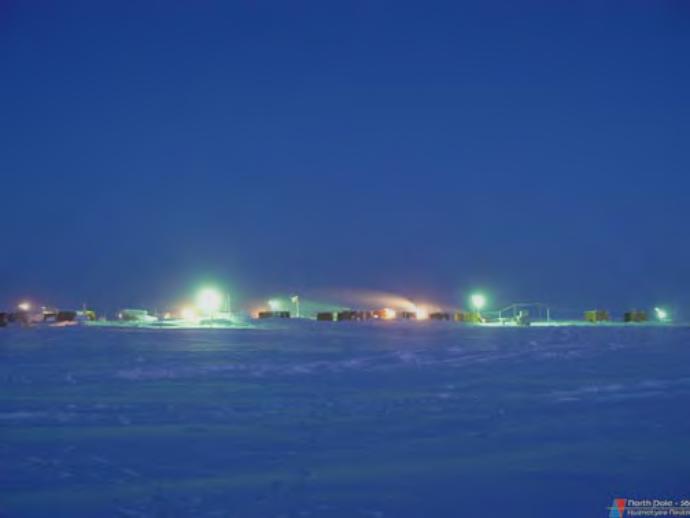 """Станция """"Северный полюс-36"""""""